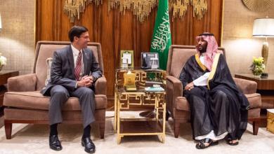 Photo of شاهد بالصور..قوات أمريكية جديدة في قاعدة الأمير سلطان بالسعودية