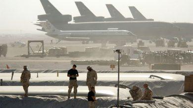 """Photo of القوات الأمريكية لن تغادر قاعدة """"العديد"""" في قطر"""