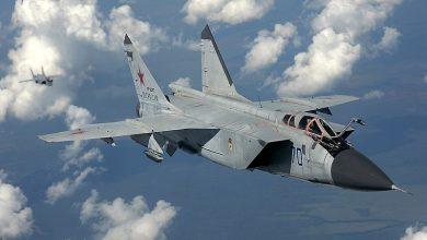 """Photo of مميزات طائرة ميغ 31  الروسية المعدلة """"السفينة الجوية"""""""
