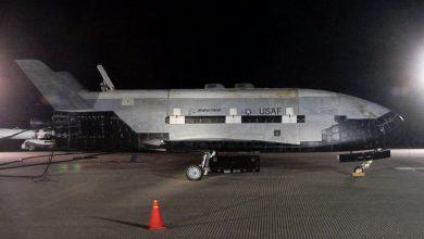 Photo of طائرة فضائية عسكرية سرية تصل فلوريدا بعد رحلة استمرت عامين