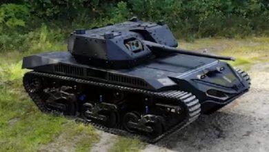 Photo of تكسترون تكشف النقاب عن مركبة قتالية روبوتية جديدة..فيديو
