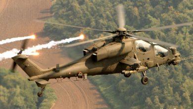 Photo of منغوستا A-129 مروحية هجومية خفيفة الوزن