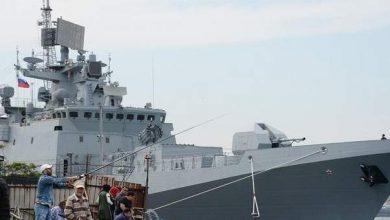 "Photo of روسيا ترصد تحركات السفينة الحربية الأميركية ""بورتر"" الخطرة"