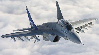 Photo of تعرف على المقاتلة الروسية MiG-35 ..المميزات والتصميم