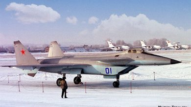 Photo of ماذا تعلم عن المقاتلة الروسية  Mikoyan MiG 1.42