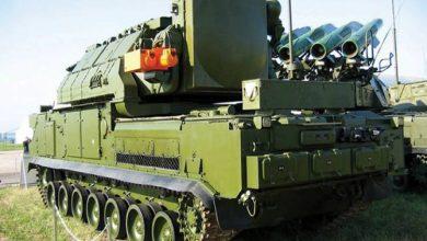 "Photo of ""تور-إم 2″سلاح روسيا الأقوى لصيد الطائرات المسيرة والصواريخ المجنحة"
