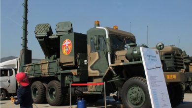 "Photo of Poniard ""الخنجر""نظام إطلاق الصواريخ المتعددة مع الصواريخ الموجهة(صور)"