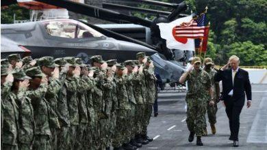 Photo of ثمن بقاء القوات الأمريكية في اليابان ثمانية مليارات دولار