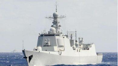 Photo of مدمرة الصواريخ الموجهة الصينية Type 052C class..مميزات وخصائص