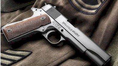 Photo of مسدس كولت M1911 ..وصف وخصائص