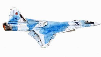 """Photo of أهم مواصفات ومميزات الطائرة الإعتراضية المنتظرة """"ميغ 41"""""""