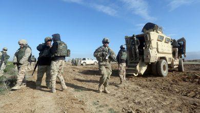Photo of سقوط 17 صاروخا قرب قاعدة عسكرية أمريكية في العراق