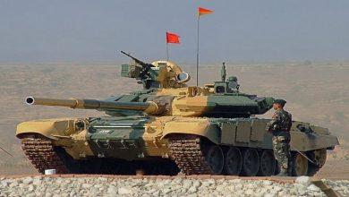 Photo of الهند تنتج دبابات قتال رئيسية روسية من طراز T-90MS