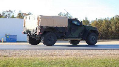 Photo of رصد نسخة جديدة من العربة التكتيكية المصفحة JLTV