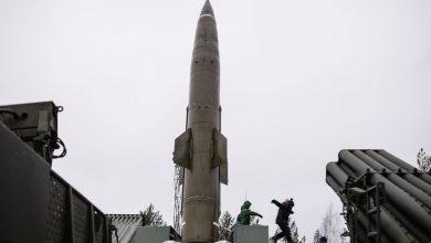 Photo of الجيش السوري يستخدم صواريخ توشكا الباليستية في جبال اللاذقية