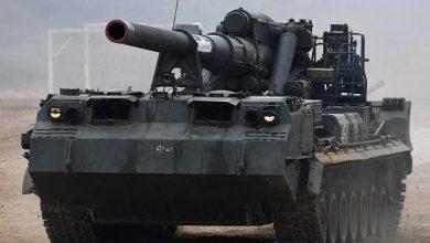 """Photo of شاهد المدفع النووي العملاق """"مالكا"""" يطلق النيران..لمحة عن مزاياه"""
