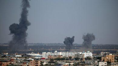 Photo of إسرائيل تشن غارات مكثفة على غزة وسرايا القدس ترد