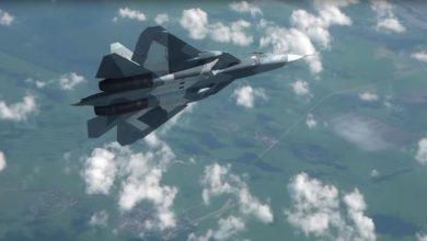 "Photo of روسيا تتيح طائرات ""سو-57"" للتصدير وإنتاج مكونات الطائرة في بلدان تهتم بها"