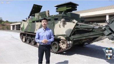 Photo of الصين تطور مركبة مضادة للألغام شبيهة بمركبة ABV الأمريكية
