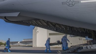 Photo of سلاح الجو الأمريكي يستعد لوباء عالمي قاتل