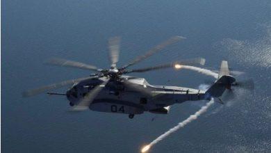 Photo of المروحية الأمريكية الثقيلة CH-53K بنسختها الجديدة تنهي اختبار التوهج