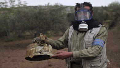 Photo of توتر روسي أوربي بسبب الأسلحة الكيميائية السورية