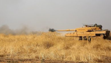 Photo of قصف تركي لأكراد سوريا وروسيا تسير دوريات جوية على الحدود