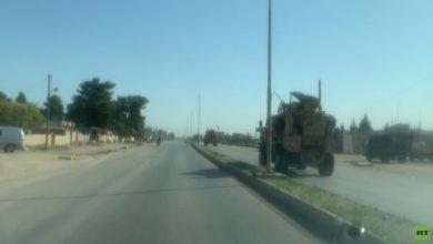 Photo of بعد إخلائها لقاعدة القامشلي ..قافلة للجيش الأمريكي تدخل القامشلي من جديد..فيديو
