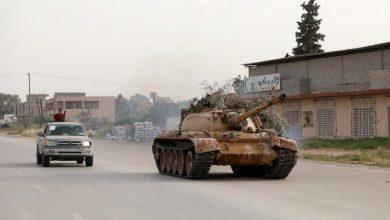Photo of الجيش الليبي يوسع سيطرته جنوب طرابلس وحفتر يلتقي مسؤولون أمريكيين
