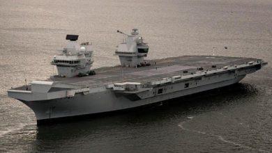 Photo of Queen Elizabeth class حاملة طيران بريطانية ..تعرف عليها