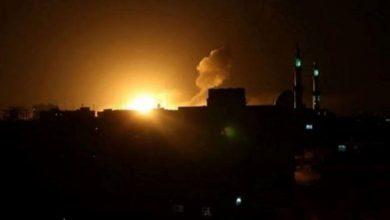 Photo of غارات مجهولة تقصف قوات درع الفرات وتتسبب بإنفجارات ضخمة ..فيديو