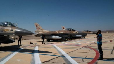 Photo of مناورات إسرائيلية تشارك بها أسلحة الجو الأوروبية والأمريكية