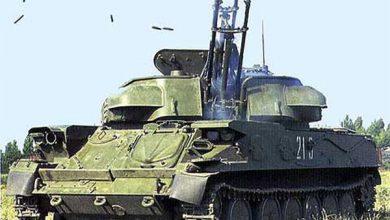 "Photo of مدفع مضاد للطائرات ZSU-23-4 ""Shilka"".. تاريخ الصنع والوصف والخصائص"