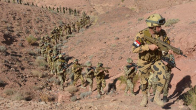 Photo of الجيش المصري و مهمة توفير الأمن الخارجي