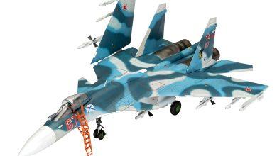 Photo of SU-33 المقاتلة الأكثر قوة على المدى الطويل والقوية في العالم