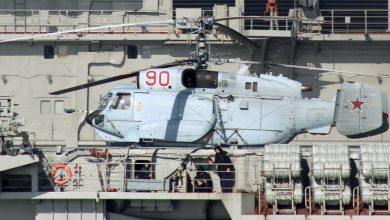 Photo of القوات البحرية الروسية تتزود بأحدث طائرات هليكوبتر من صنع روسي