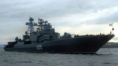 Photo of أسطول الشمال الروسي يتعرض لعاصفة من الدرجة الخامسة
