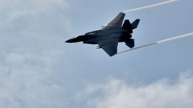 Photo of اليابان تحدث مقاتلة إف-15 جي ..تعرف مواصفاتها وتصميمها