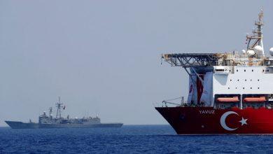 Photo of الجيش الليبي متأهب بعد توقيف سفينة تركية في درنه