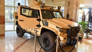 Photo of مصر تدعم قوات حفتر بمدرعات  Terrier LT-79