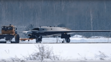 "Photo of طائرة الصيادالروسية "" أخوتنيك"" ستغير مفهوم المعارك الذكية"