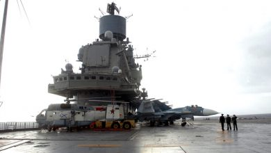 Photo of روسيا تعمل على إنشاء حاملة طائرات نووية جديدة بتكلفة 66 مليار دولار
