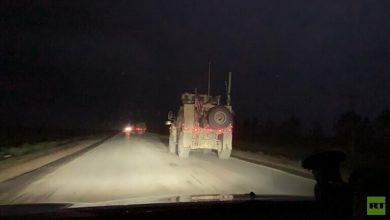 Photo of بعد تراجع ترامب الجيش الأمريكي ينتشر شمال سوريا..فيديو