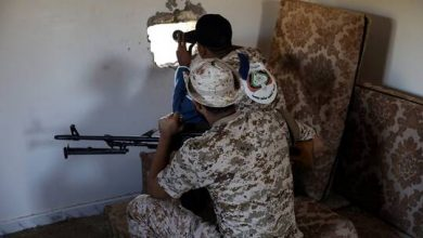 Photo of رصد مقاتلين سوريين في ليبيا يقاتلون لصالح الوفاق..فيديو