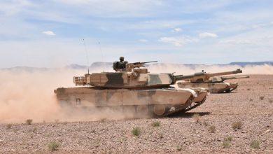 Photo of مناورات للجيش المغربي استخدم فيها عدة معدات عسكرية