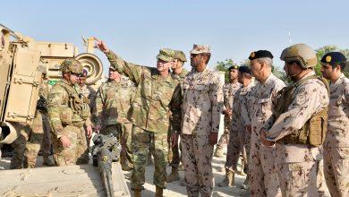 Photo of مناورات عسكرية كبيرة بالإمارات بمشاركة أمريكية في وقت ملفت