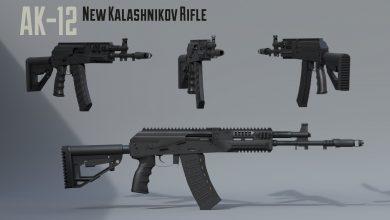 Photo of AK-12 – بندقية كلاشنيكوف جديدة ,,تصميم وقدرات