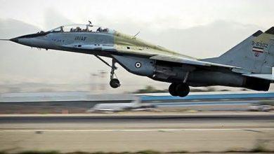 Photo of تحطم مقاتلة إيرانية من طراز ميغ 29 ومقتل طيارها..فيديو