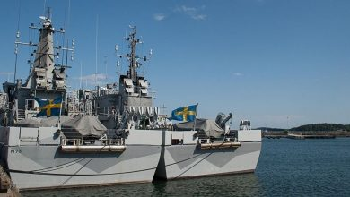 Photo of سفينة تحمل العلم السويسري نقلت أسلحة إلى السعودية