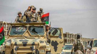 Photo of بعد سيطرتها على سرت ,,, كتائب الجيش الليبي تتقدم نحو مصراتة